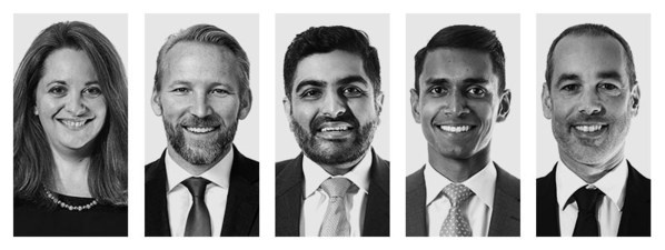 Partners Capital Announces Expansion of Senior Leadership with Promotion of Five Executives to Managing Director
