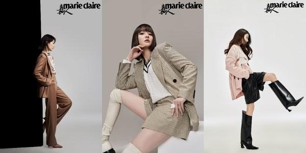 Daladala x《嘉人》x 时尚博主黎贝卡、Fil小白、程晓�hYvonneChing共同打造时尚大片