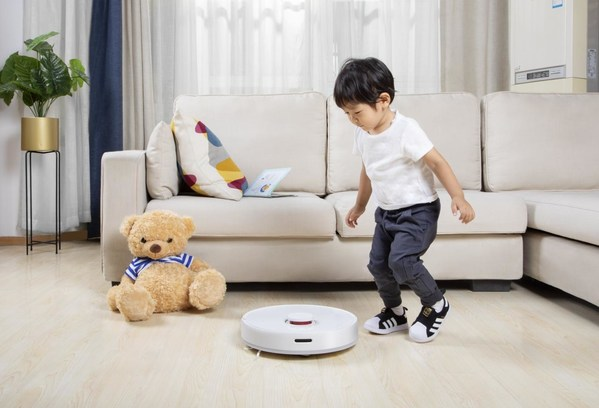 TROUVER Launches Its Robotic Vacuum Cleaner 'Finder' in Korea, Enabling an All-in-One Smart Home Cleaning Experience