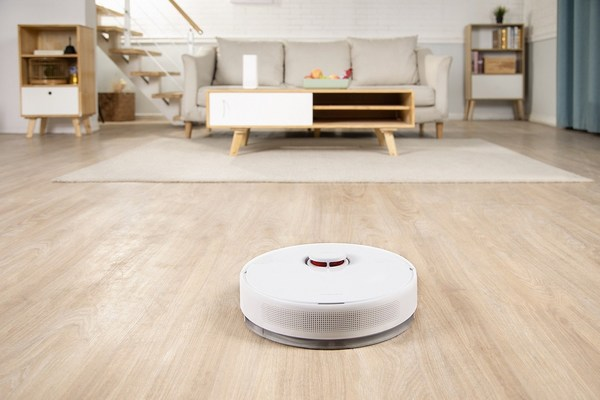 "2021 Robotic Vacuum Cleaner: ""Finder"" from TROUVER Enables an All-in-One Smart Home Cleaning Experience."