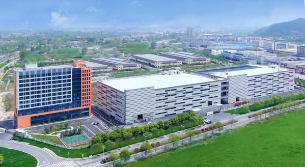 护童绿色智能工厂(图片来自护童官网)
