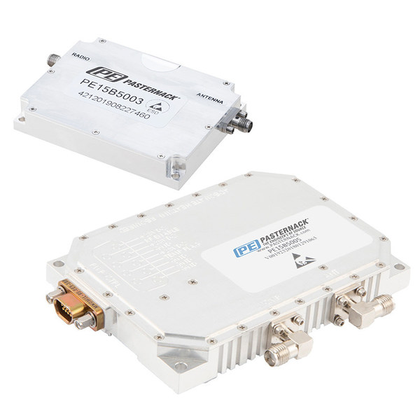 Pasternack Unveils New Line of Bi-Directional Amplifiers