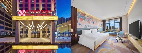 希尔顿花园酒店在菏泽市中心地段开业 拥抱蓬勃发展的商务旅游需求