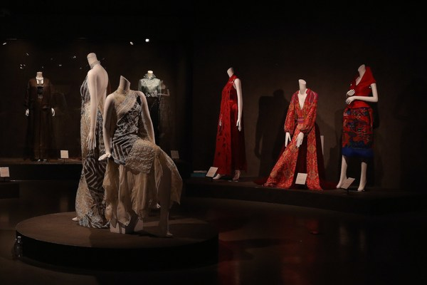 China National Silk Museum Features Exhibition of Iconic Fashion Garment Masterpieces from Contemporary Chinese Designers