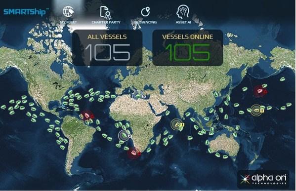 Counting 100 SMARTShip™ deployment and more