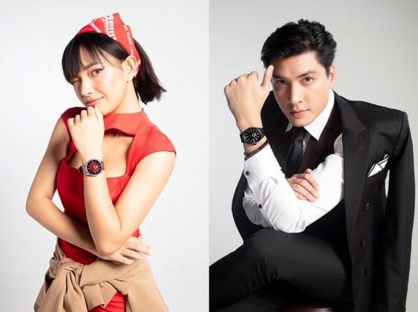 CITIZEN WATCH chính thức ra mắt bộ sưu tập CITIZEN C7 cùng Châu Bùi , Trần Quang Đại