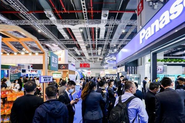 2021年中国零售业博览会新设零售智慧自助技术展,11月亮相上海