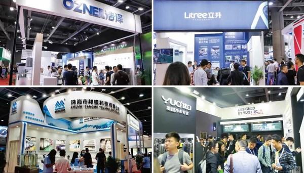 第六届广东水展预登记开启,紧抓疫后水处理广袤市场
