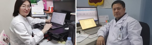 首都医科大学附属北京儿童医院陈振萍教授和哈尔滨市第一医院血研所郝文鹏教授分别使用myPKFiT