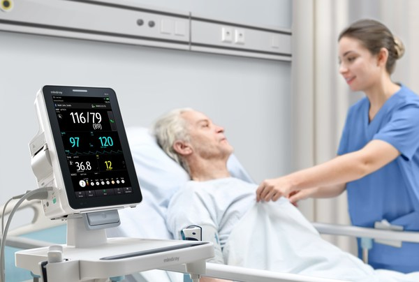 Mindray Transforms Spot Check Patient Monitoring with New VS Series Vital Signs Monitors