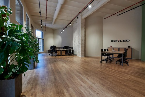 INFiLED Opens New Showroom and Office in Barcelona