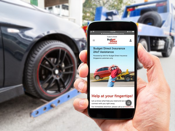 Budget Direct Insurance unveils new 24-hour emergency assistance app for motorists and travellers
