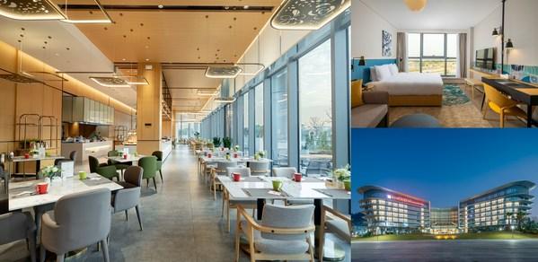 """全新版希尔顿花园酒店""""花""""开珠海横琴,带来明亮温馨的入住体验"""