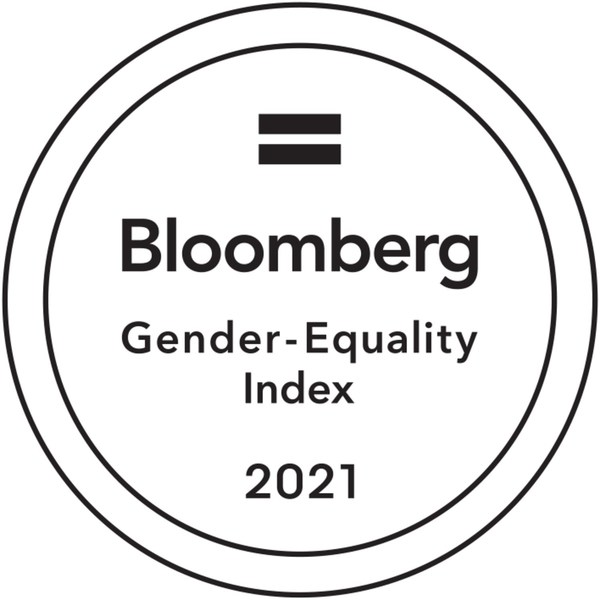 Vakrangee Limitedが2021 Bloomberg Gender-Equality Indexに選定される