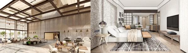喜来登酒店及度假村携焕新设计理念于全球多地首度齐亮相