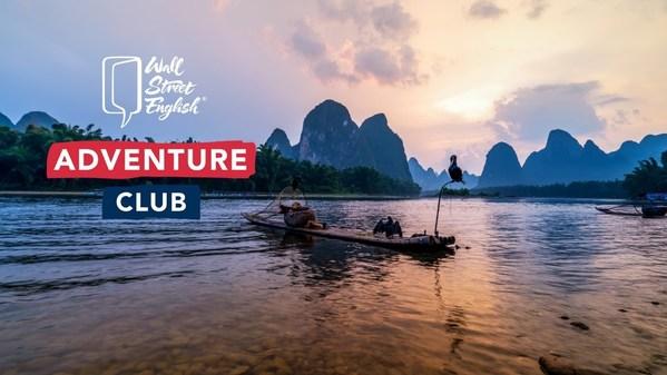 """华尔街英语""""Adventure Club""""上线 开拓视野将课堂搬到大自然"""