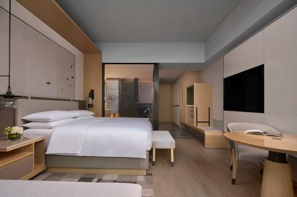 万豪酒店品牌进驻江苏溧阳,持续在华东地区的拓展