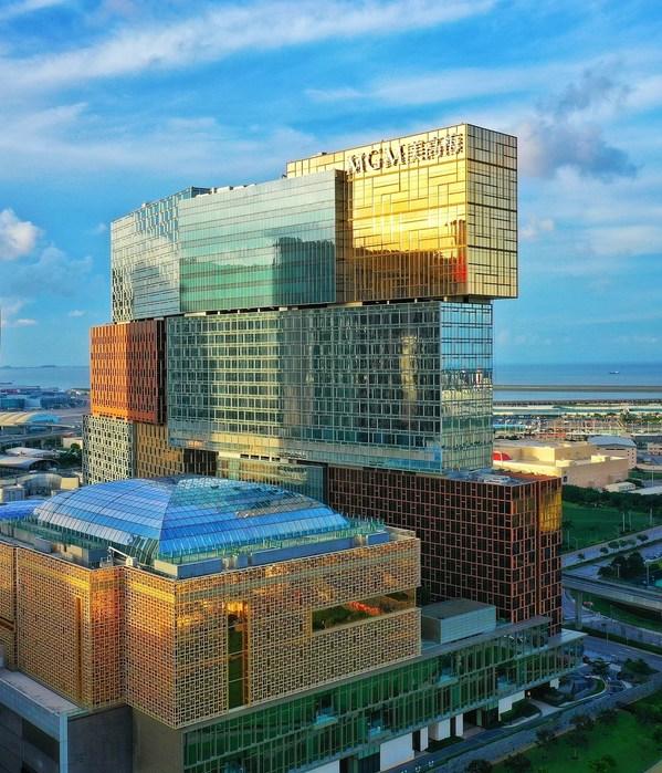 美狮美高梅再获中国绿色建筑最高级别认证