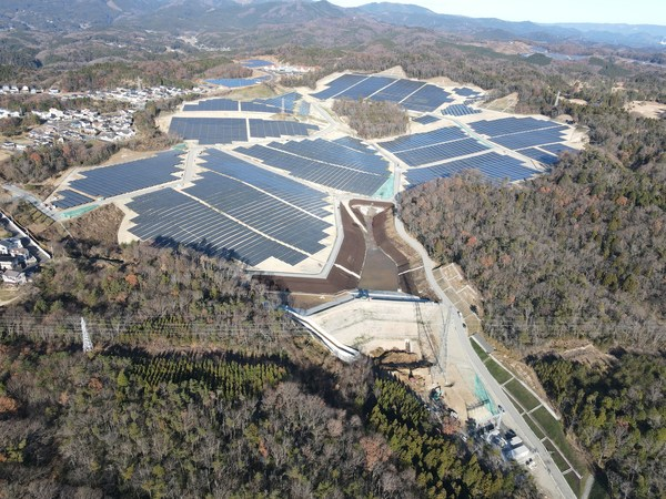 BayWa r.e.の合同会社D&Dソーラーに対する日本で2件目の太陽光発電所の引き渡しについて