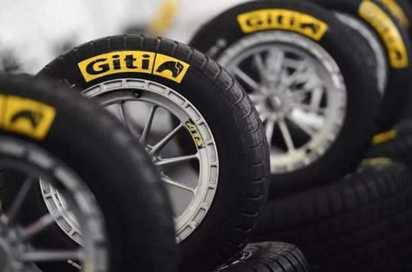佳通赛事轮胎GitiCompete GTR1