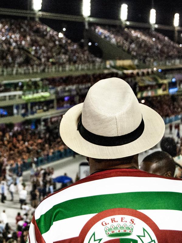 线上体验巴西狂欢节