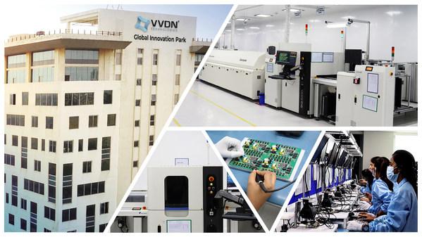 OEMと製品企業向けの電気製品製造サービスでVVDNが大きな飛躍へ