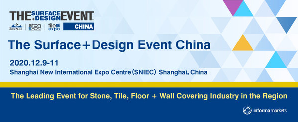 The Surface + Design Event China 2020 Was Successfully Concluded in Shanghai