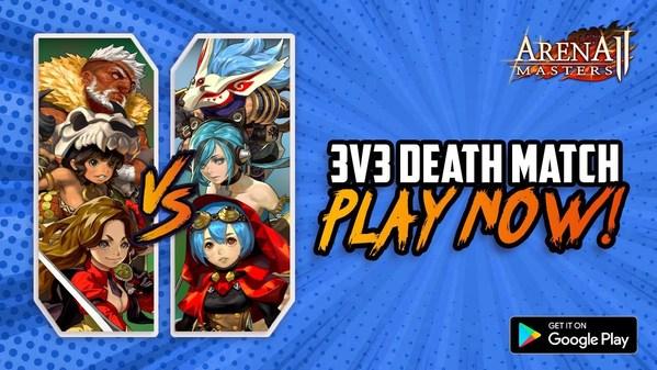 Arena Master 2, Game PvP xuất sắc nhất đến từ Indonesia
