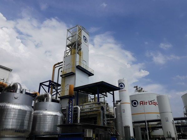 高纯气体生产装置