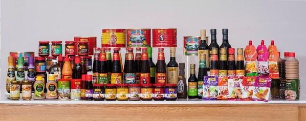 李锦记目前拥有200多款产品,畅销100多个国家和地区