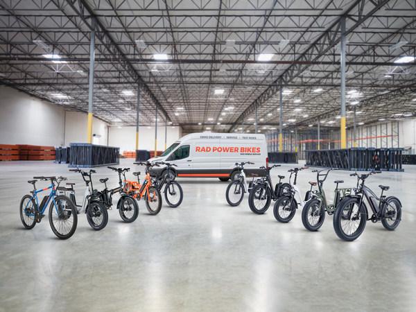 领先业界Rad Power Bikes获得新一轮投资