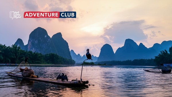 华尔街英语携手WildChina碧山 倾力打造Adventure Club游学之旅