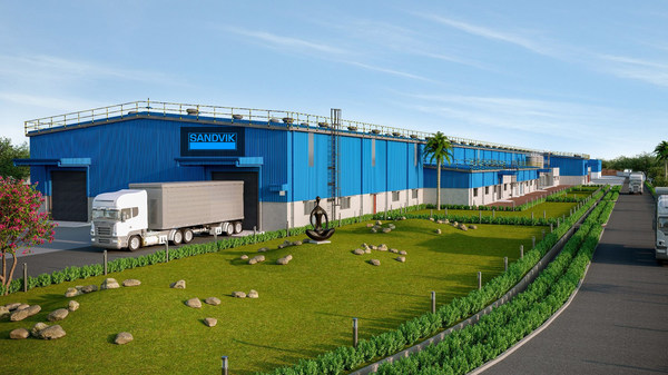 Sandvik to Invest in New Hydraulic and Instrumentation Tubing Factory in Mehsana, India