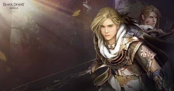 Pre-Creation Now Available for Archer and Fletcher in Black Desert Mobile