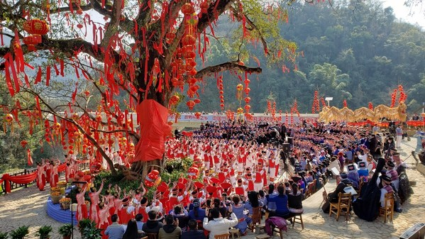 Featured Spring Festival Celebration in Baise to Debut on China Central Television (CCTV)