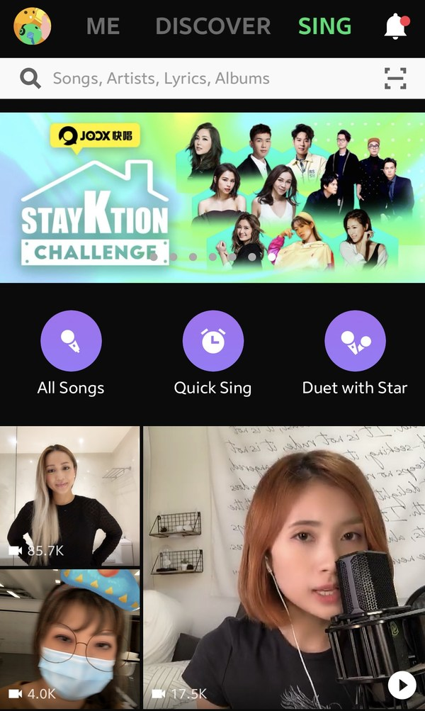 Refresh and recharge: Let the magic of music bring you peace of mind via JOOX