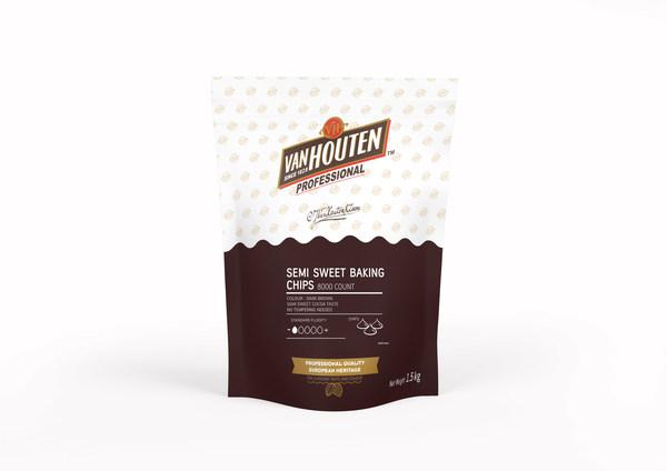 Berakar dari Eropa selama lebih dari 190 tahun, Van Houten Professional memiliki brand promise sebagai merek inovatif, yang menawarkan varian produk cokelat dan compound chocolate yang lengkap dan telah disesuaikan dengan kebutuhan teknis produsen makanan cokelat