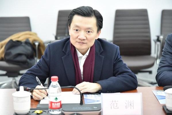 安恒信息董事长范渊讲话