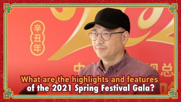 hen Linchun, General Director, Perayaan Festival Musim Semi 2021