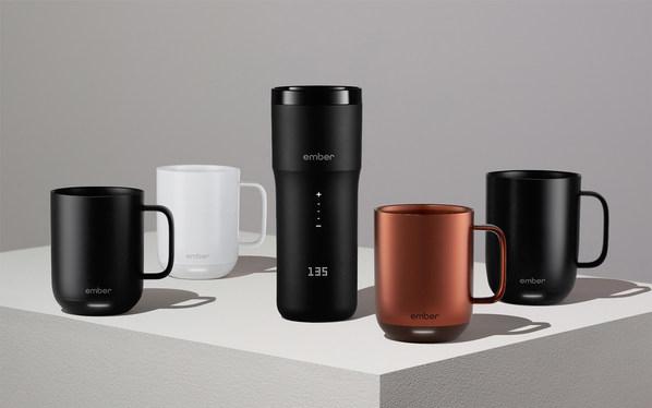 Ember Temperature Control Mugs