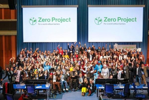余清泉出席联合国Zero Project峰会,分享同路残障融合就业实践