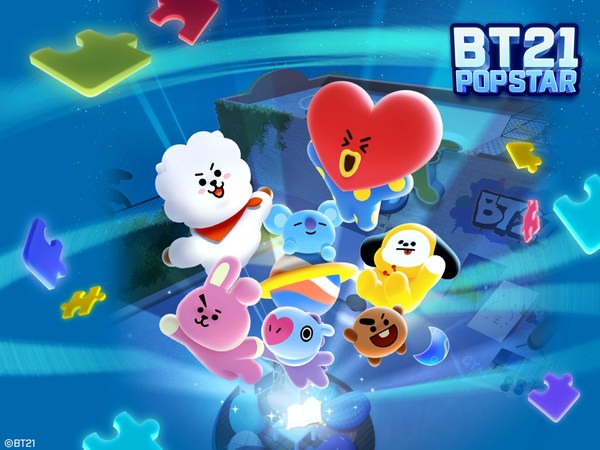 BT21 POP STAR