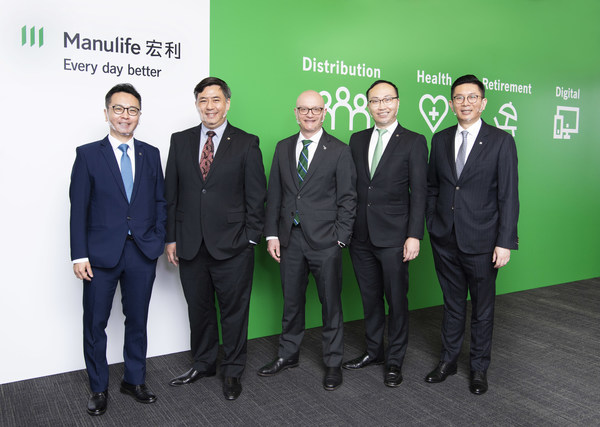 Manulife Hong Kong reports record-high core earnings for fourth quarter and full-year 2020