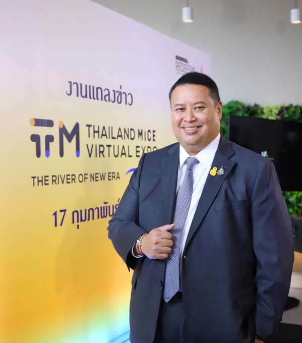 TCEB Debuts 'Thailand MICE Virtual Expo' - Connecting Thai MICE Entrepreneurs with the Global Market