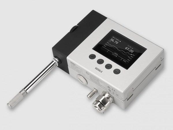 维萨拉推出了适用于危险环境的新一代温湿度变送器系列 HMT370EX