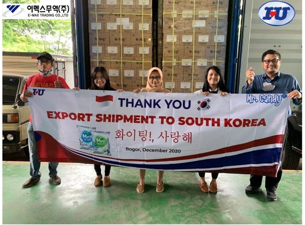 Inasentra Unisatya's Export Team