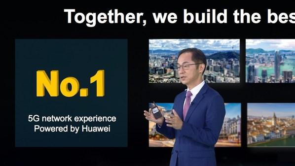Ryan Ding: 5G Mewujudkan Masa Depan yang Lebih Cerah