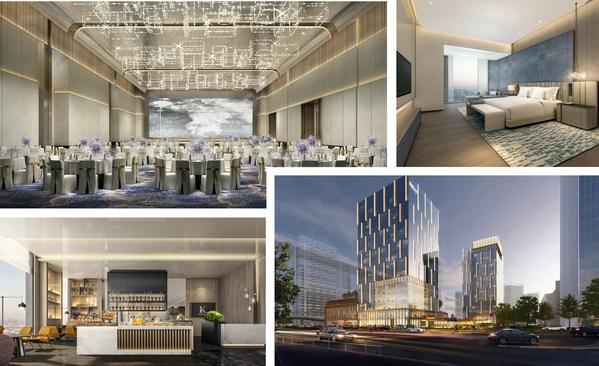 深圳国际会展中心希尔顿酒店盛大启幕