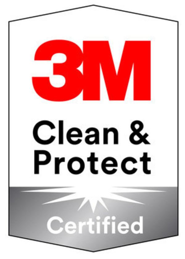 3M清洁与保护认证项目是一个全新的清洁与保护商业楼宇设施的综合体系。