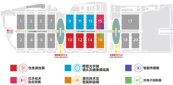 2021年CIOE中国光博会将于9月1日-3日在深圳国际会展中心隆重举办